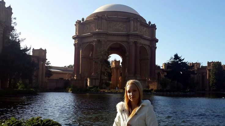Celia Fitzgerald - Palace of Fine Arts, San Francisco
