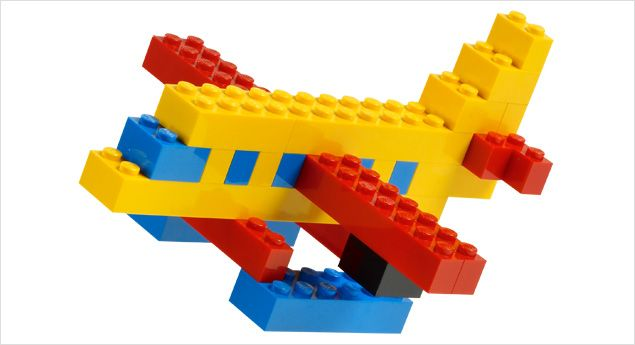 LEGO plane from classic lego site. has a lot of lego building instructions