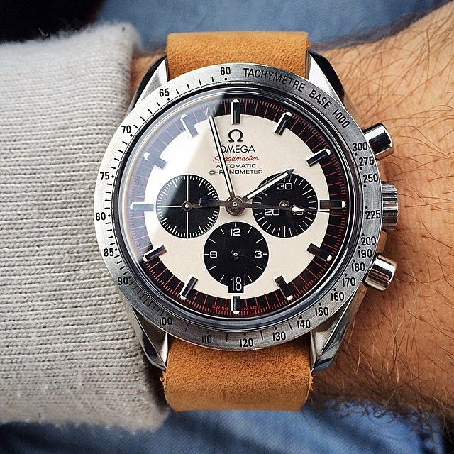 "180 Likes, 7 Comments - ! WatchOne (@watchone) on Instagram: ""ChronoGraph Speedmaster By @living1sweetlife"""
