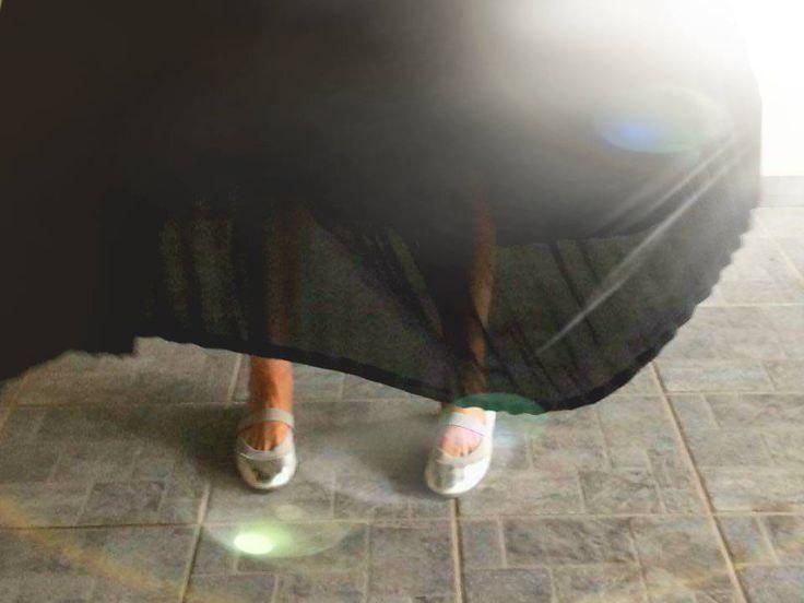 #skirt #maxi #black #music #dance