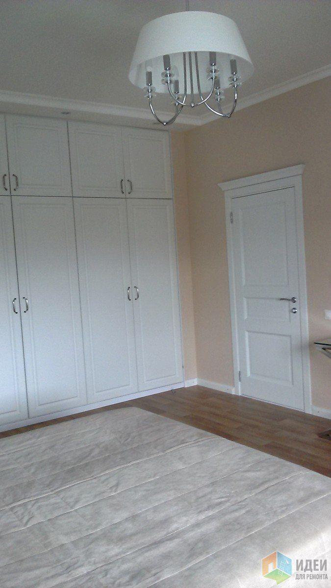 Встроенный шкаф в спальне фото, дверь для спальни