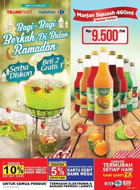 Katalog Carrefour Pulau Jawa Edisi 10-23 Mei 2017