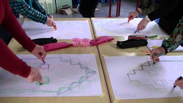 Workshop leerkrachten: schrijfdans