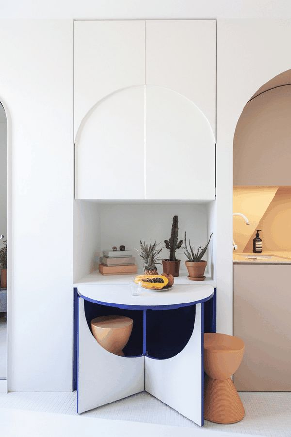"""Classify these under """"genius solutions"""". These multi-tasking spaces all serve more than one purpose—but they do it in the sneakiest way possible."""