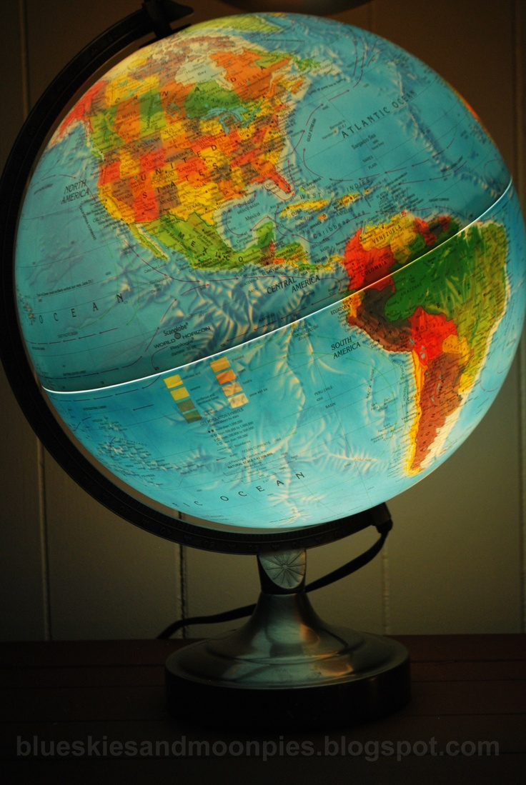808 best globes of all kinds images on pinterest map globe globes lighted world globe gumiabroncs Image collections