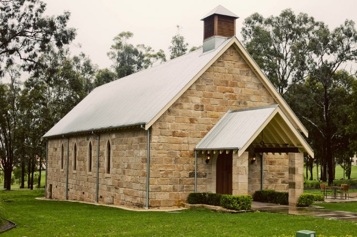 The Chapel at Chateau Elan, The Vintage Hunter Valley. Image: Photography By Nadean