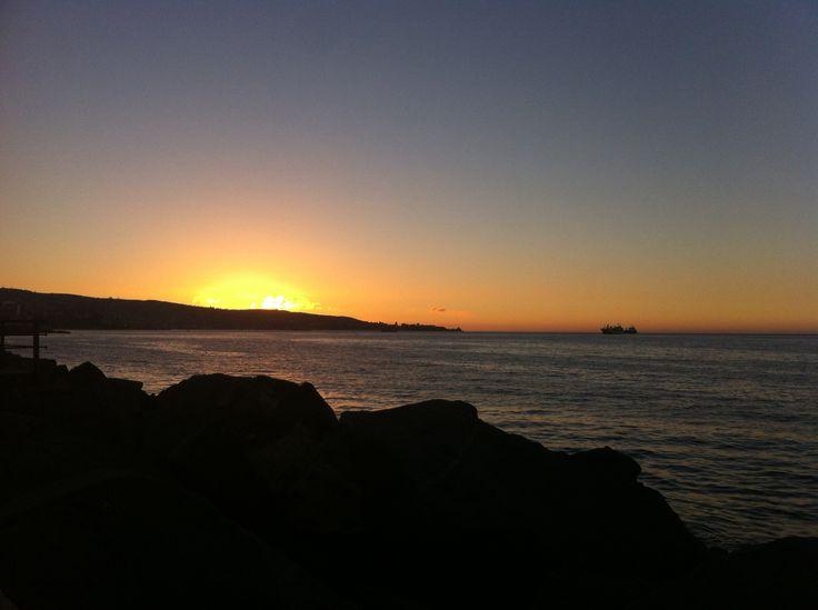 Sunset Viña del Mar