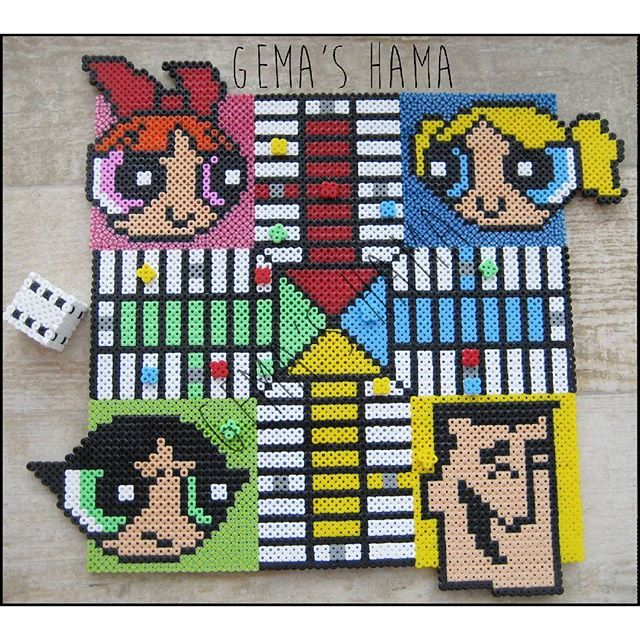 1300 best images about hama on perler