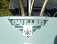 logo Guiller constructeur motos et scooter à Fontenay-le-Comte (vendée)