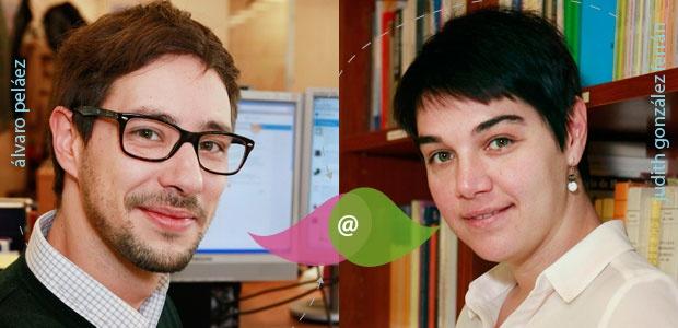 Álvaro Peláez y Judith González Ferrán hablarán del buen uso del español y los medios sociales en iRedes,III Congreso Iberoamericano de Redes Sociales, que se celebra en Burgos el7 y 8 de marzo de 2013.