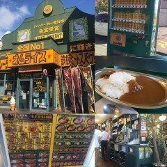 今日のランチは函館の有名店ラッキーピエロ昭和店 10年以上ぶりのオリジナルカレーは野菜の甘みとコクがあって美味しかったです 昔より美味しくなった気がしました tags[北海道]