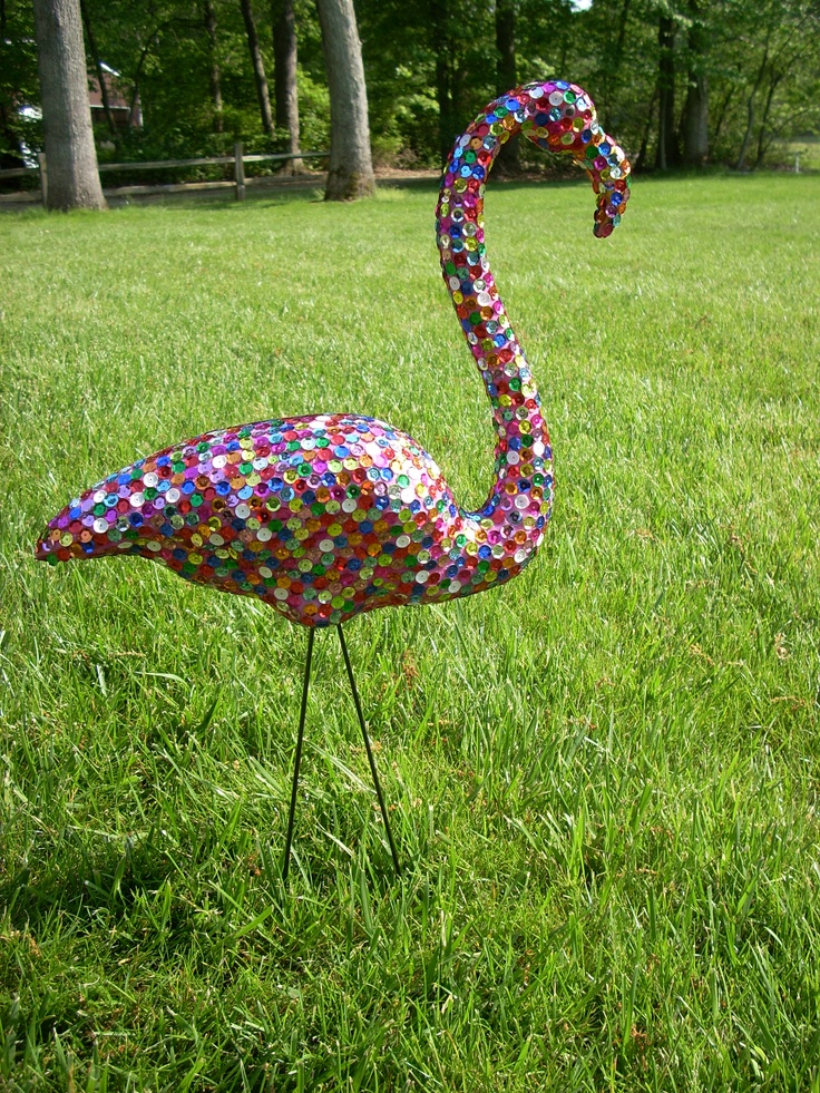 Sequined flamingo: Town 2K15, Stuff, Spanish Town, Feed, Flamingos, Sequined Flamingo, Birds, Crafts