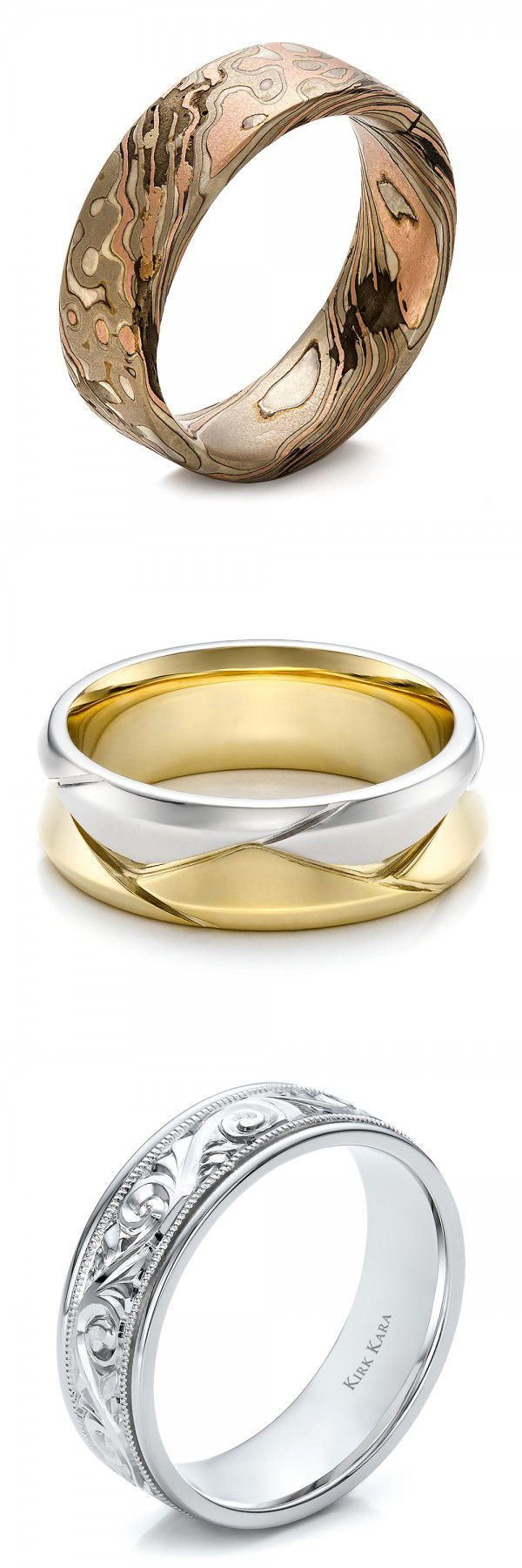 Mens wedding rings from Joseph Jewelry. #groom #rings #weddingbands https://www.josephjewelry.com/mens-wedding-rings?&sort=popular