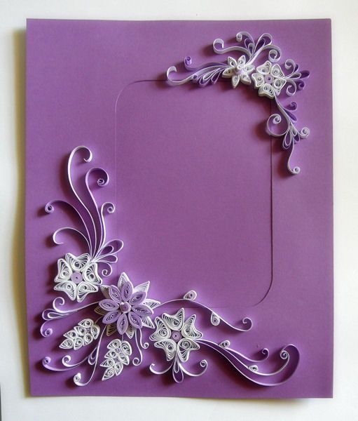 Quilling patterns to print for How to quilling designs