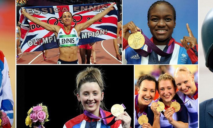 Go girls! How Team GB's amazing women would be seventh in the Olympic gold medal table if they competed on their own