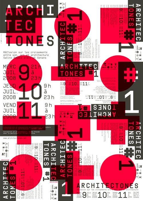 Architectones, 2008(via puretypography)