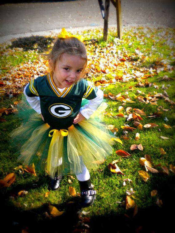 Packers Colors Tutu Green Bay Colors Tutu Yellow And