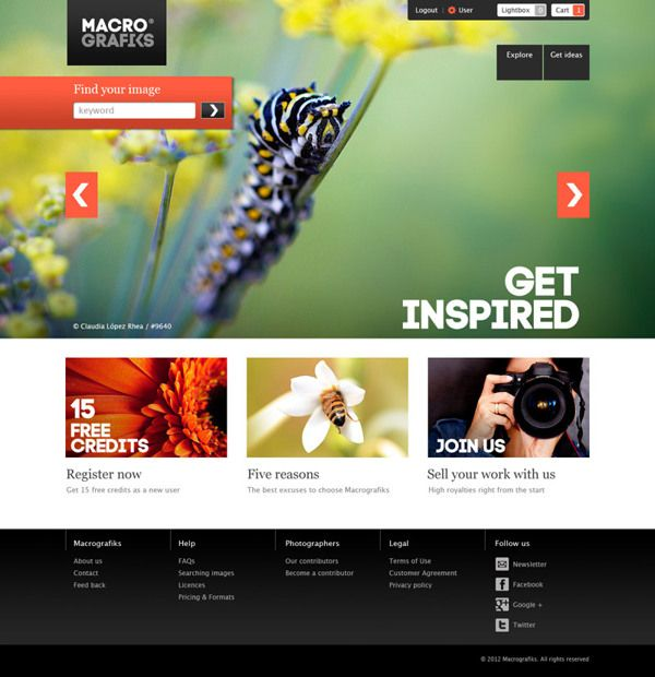 Best 25+ Clean web design ideas on Pinterest | Portfolio web ...
