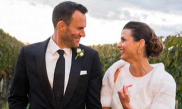Tom Brady's ex Bridget Moynahan marries businessman Andrew Frankel | Daily Mail Online