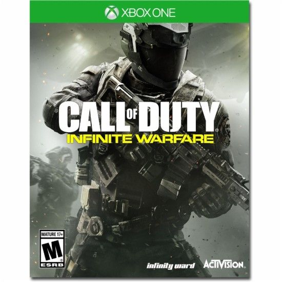 Call of Duty: Infinite Warfare - Xbox One - Front Zoom