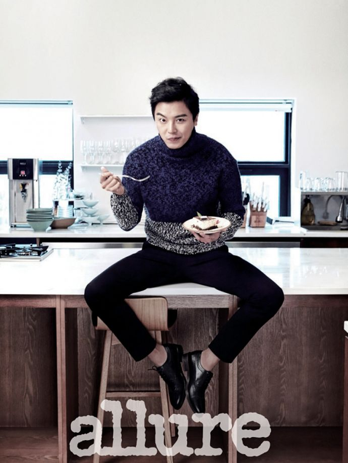 Yeon Woo Jin Harvests Apples For Vogue Girl Korea's October 2014 Issue (UPDATED W/ Allure Pictorial) | Couch Kimchi