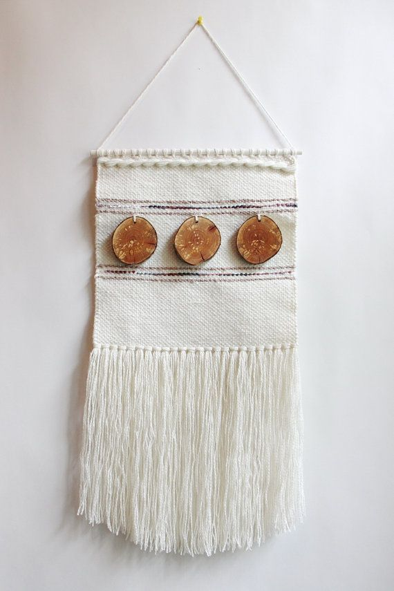 Handwoven wall hanging handwoven tapestry wall decor woven
