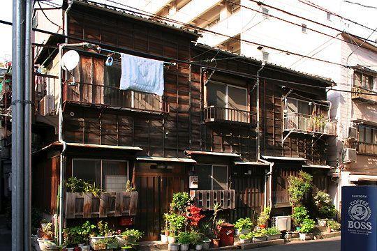 東京ノスタルジア:湯島 - 廃墟徒然草 -Sweet Melancholly-
