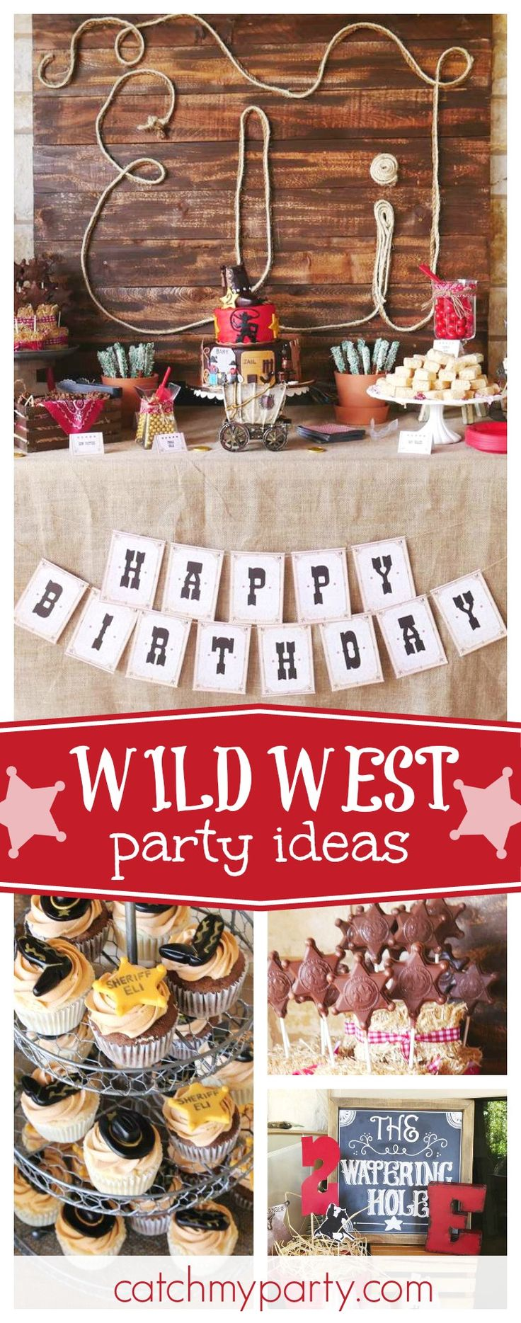 best images about cowboy party ideas cowboys and check out this awesome wild west birthday party the birthday cake is fantastic