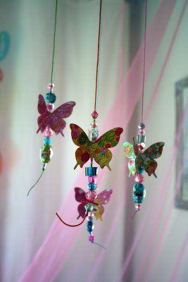 scraphamster: vlinder mobiel van eline pellinkhof door mij