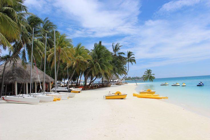 Water Sports at the Conrad Maldives Rangali Island Resort