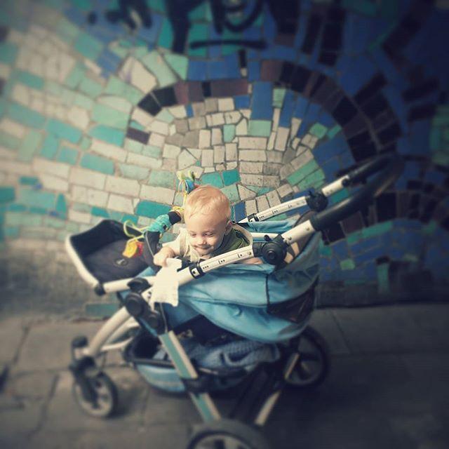 Nasze wędrówki po mieście #mycity #mojemiasto #szczecin #stettin #mozaika…