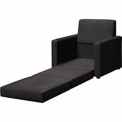 Sleeper Chair Fold Out Bed Flip Convertible Single Seat