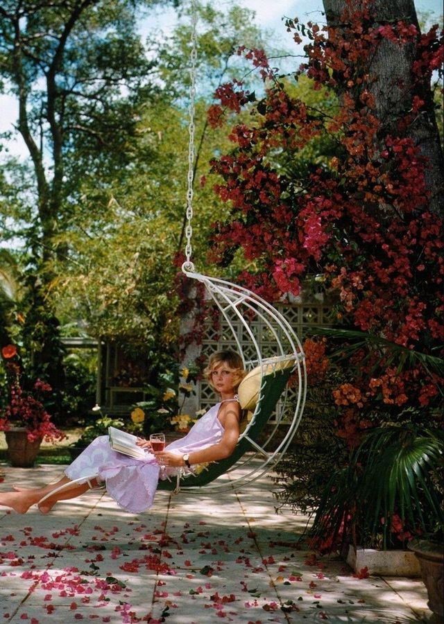Barbados Bliss by Slim Aarons, 1976
