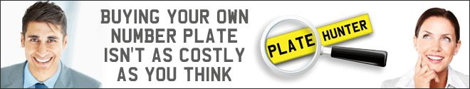 Plate Hunter UK - DVLA, Cherished, Personalised  Private Number Plates