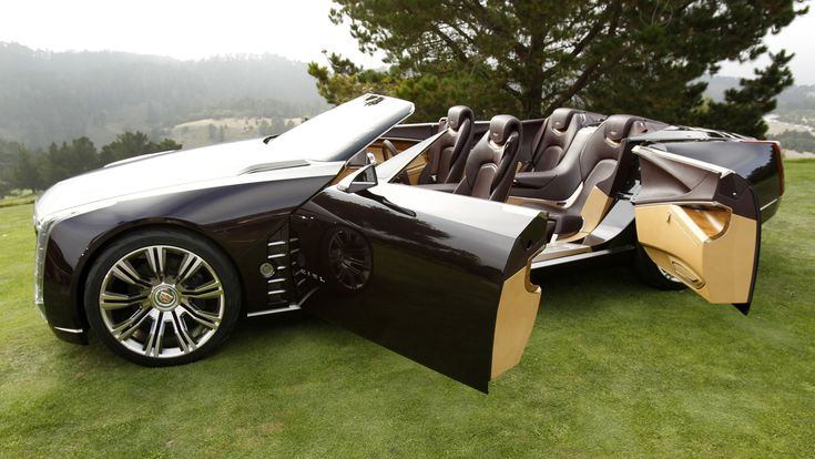 2016 Cadillac Ciel Convertible | Wheel Wonders 2000's | Pinterest