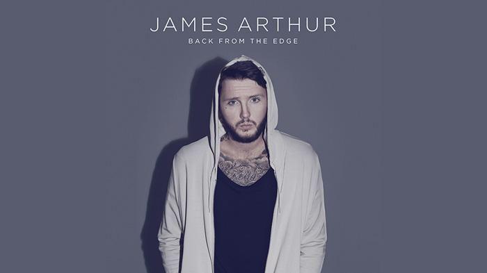 Lirik Sermon James Arthur - Nyanyikan Lagu Andalan dari Album Back from the Edge Ini