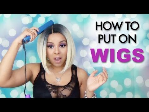 Be Realistic! How to Blend Wigs to Make Them Look Natural - YouTube