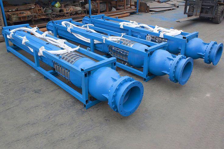Horizontal single suction multi-stage centrifugal pump in Zhengzhou Subway