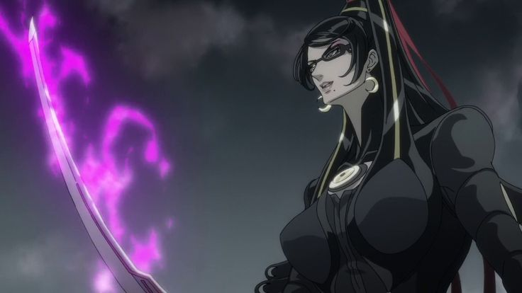Bayonetta: Bloody Fate (2013) BrRip 720p Japonés AAC+subs aparte | Buenas Peliculas