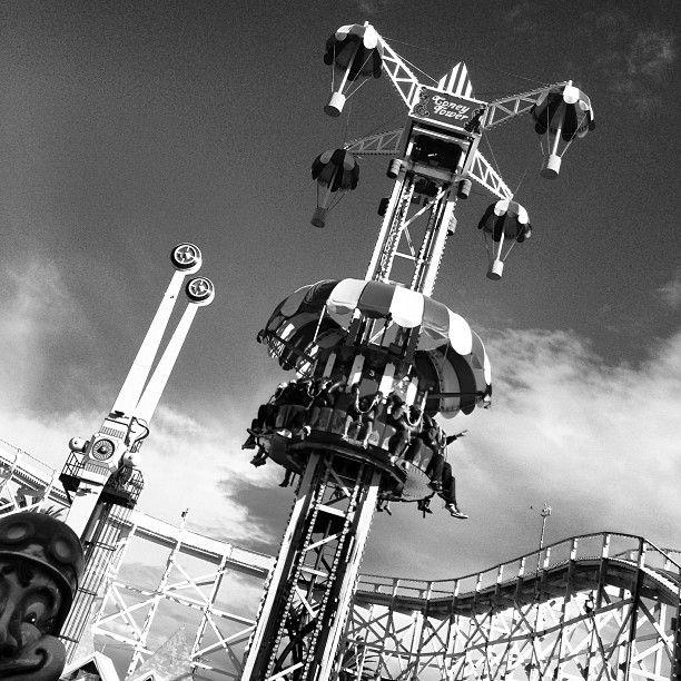Luna Park, St Kilda, Melbourne .@adamjhamilton7