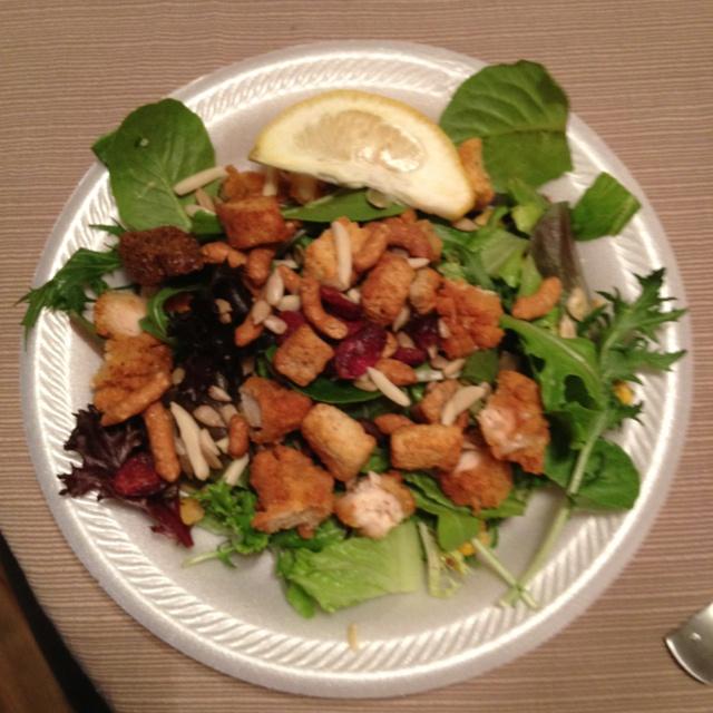 My version of southwest chicken salad.: Southwest Chicken Salad