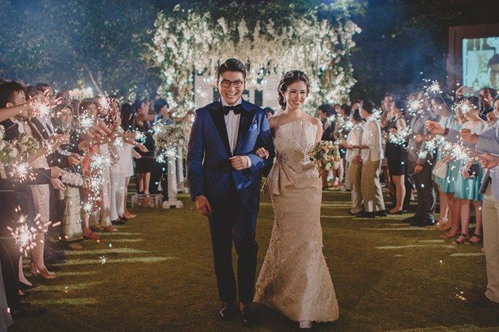 Vintage Rustic Wedding at Conrad Hotel Bali - HEADER DC