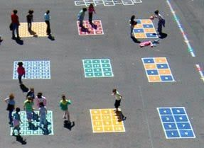 Peaceful Playgrounds | Recess Doctor Blog: Peaceful Playground Games Teach Collaboration on the Playground
