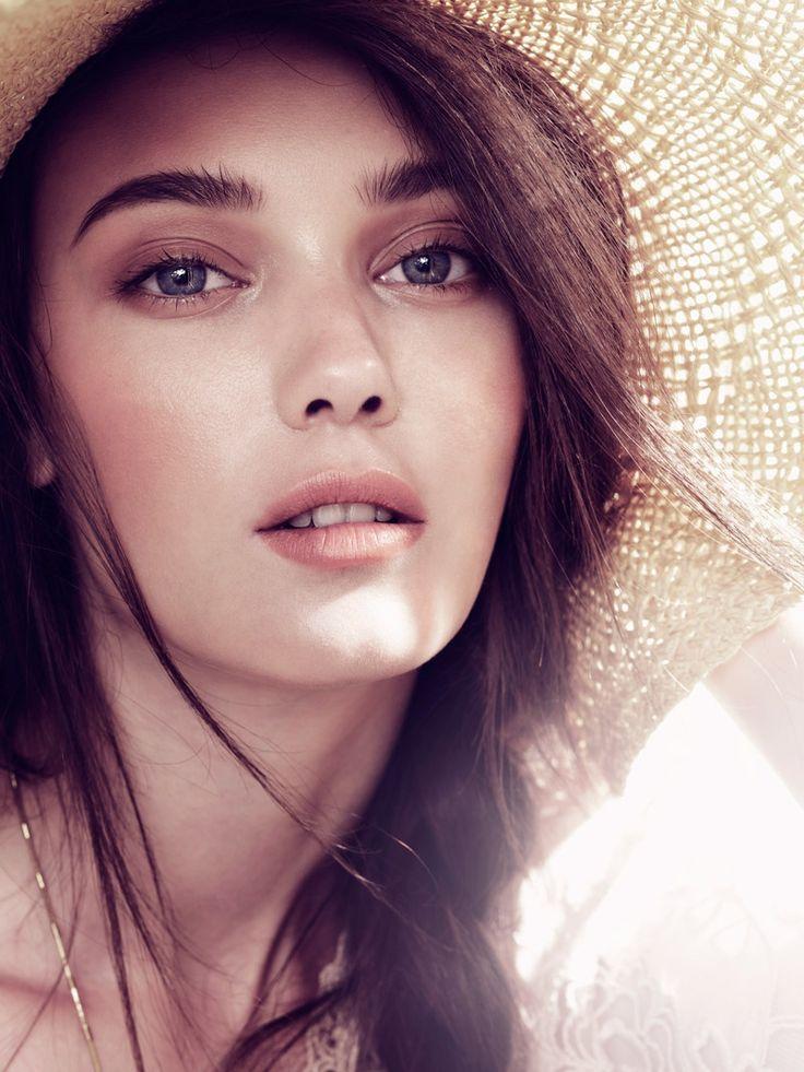 Beautiful Light (HOSS SS11): Diana Moldovan, Fashion, Inspiration, Makeup, Beautiful Women, Hoss Intropia, Photo, Natural Beauty