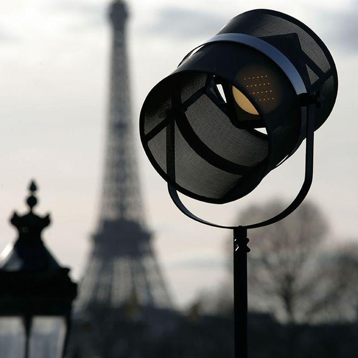 top3 by design - Maiori - la lampe paris black