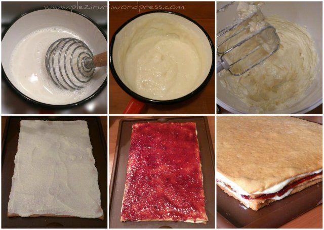 Prajitura-din-foi-cu-miere-si crema-de-gris3