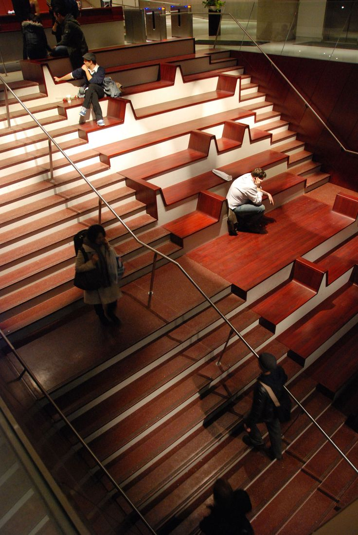 27 best stair seating images on Pinterest  Arquitetura