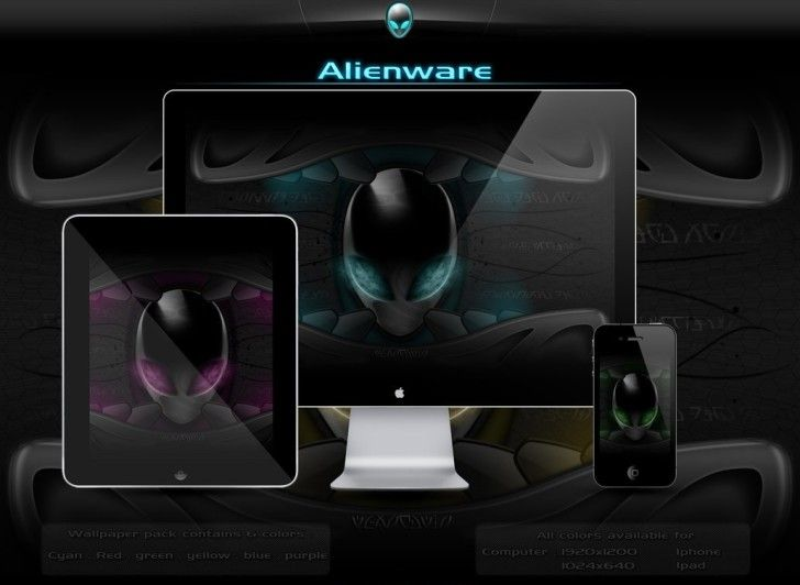 Alienware Wallpapers: Alienware On Gadget ~ celwall.com Technology Wallpapers Inspiration