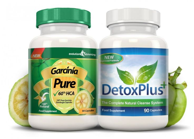 pure garcinia cambogia and pure yacon cleanse combo diet