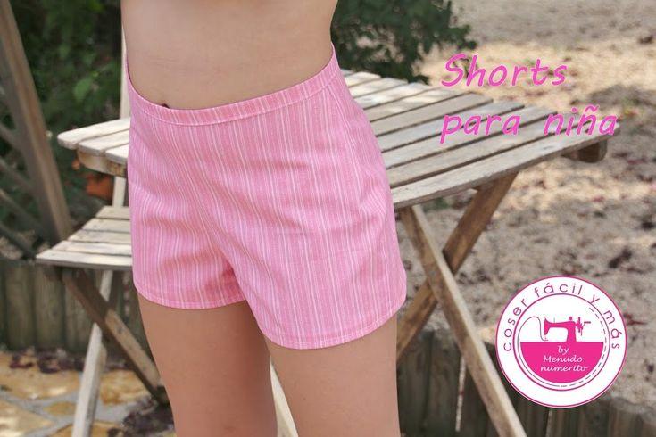 Cómo hacer unos shorts para verano | Manualidades